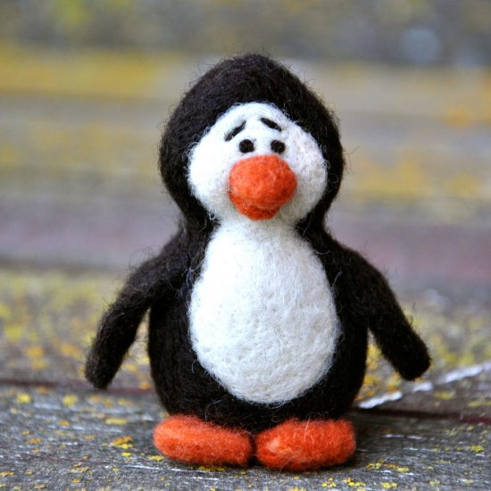 penguin course