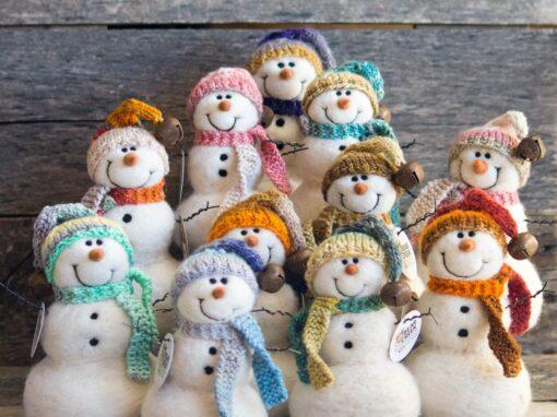 Bear Creek Snowmen