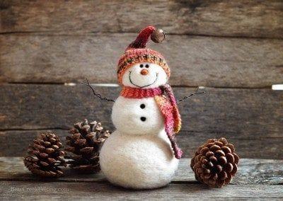 Snowman Giveaway