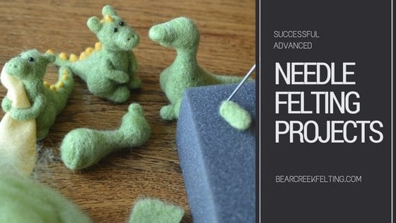 Successful Advanced Needle Felting Projects