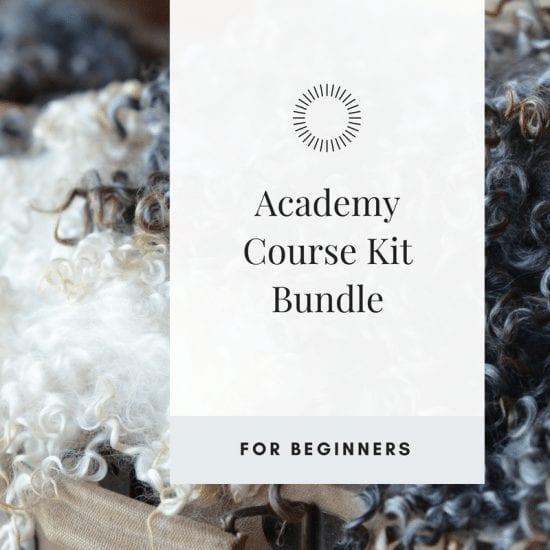 Beginner course kit bundle
