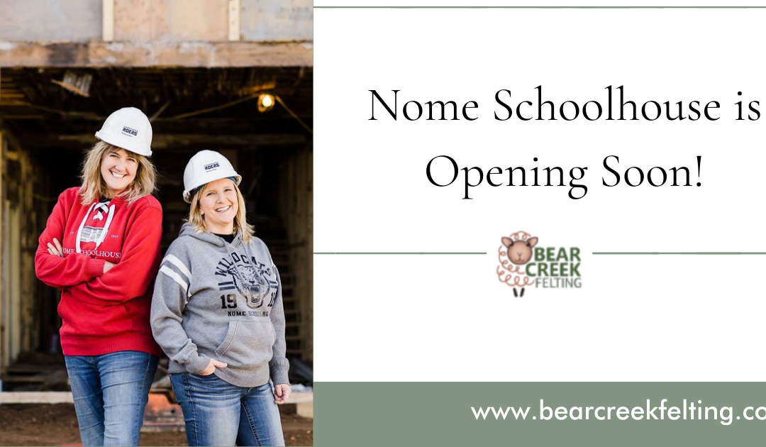 Nome School House: Opening Soon