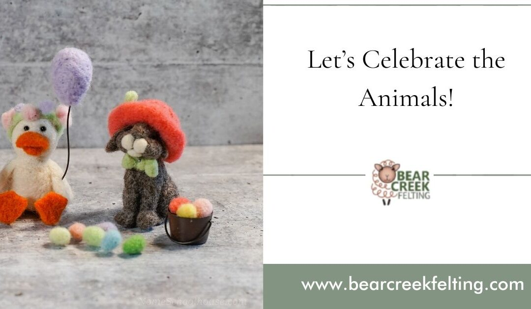 Let's Celebrate the Animals!